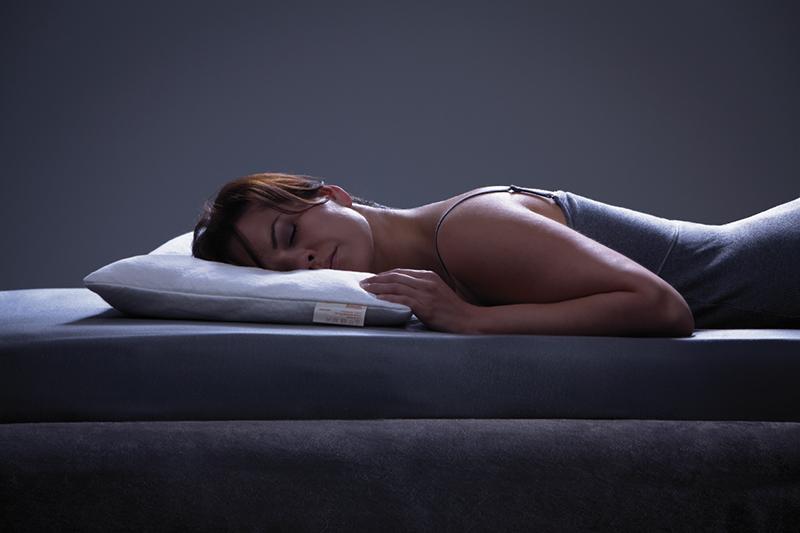 Richtige Schlafposition finden bei BeLaMa in Berlin